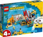 75546 LEGO® Minions Minyonok Gru laborjában