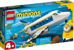 75547 LEGO® Minions Minyon pilóta gyakorlaton