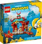 75550 LEGO® Minions Minyonok Kung Fu csatája