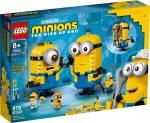 75551 LEGO® Minions Kocka minyonok és barlangjuk