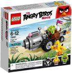 75821 LEGO® Angry Birds™ Malac autós szökés