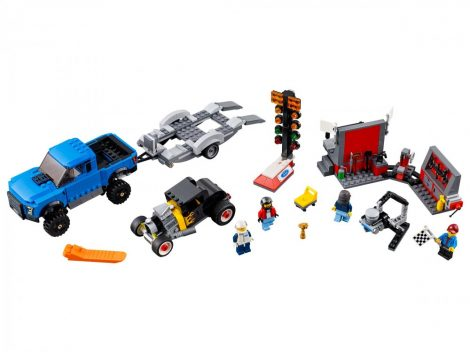 75875 LEGO® Speed Champions Ford F-150 Raptor és Ford Model A Hot Rod