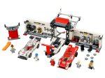 75876 LEGO® Speed Champions Porsche 919 Hybrid és 917K bokszutca