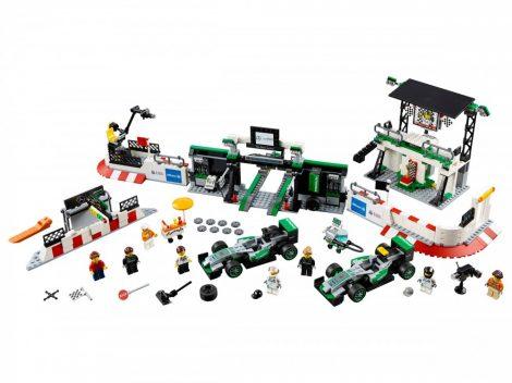 75883 LEGO® Speed Champions MERCEDES AMG PETRONAS Formula One™ Team