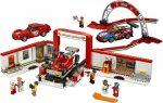 75889 LEGO® Speed Champions Exkluzív Ferrari garázs