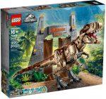 75936 LEGO® Jurassic World™ Jurassic Park: T. rex tombolás