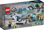 75939 LEGO® Jurassic World™ Dr. Wu laborja: Bébidinoszauruszok szökése