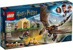 75946 LEGO® Harry Potter™ Magyar mennydörgő trimágus kihívás
