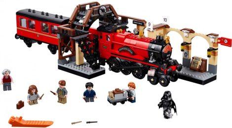 75955 LEGO® Harry Potter™ Roxfort expressz