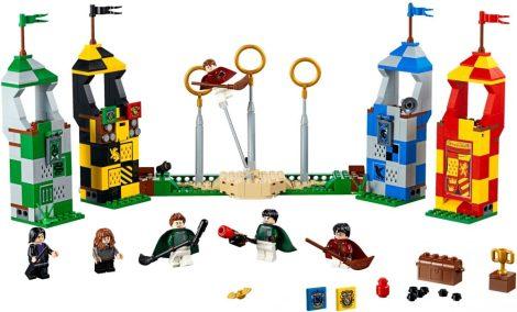 75956 LEGO® Harry Potter™ Kviddics mérkőzés
