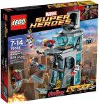 76038 LEGO® Marvel Super Heroes Támadás a Bosszúállók tornyán