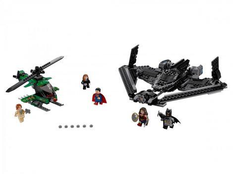 76046 LEGO® DC Comics™ Super Heroes Az igazság hősei: Csata a magasban