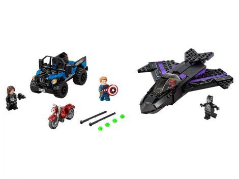 76047 LEGO® Marvel Super Heroes Fekete párduc üldözése