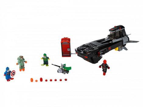 76048 LEGO® Marvel Super Heroes Acélkoponya tengeralattjáró