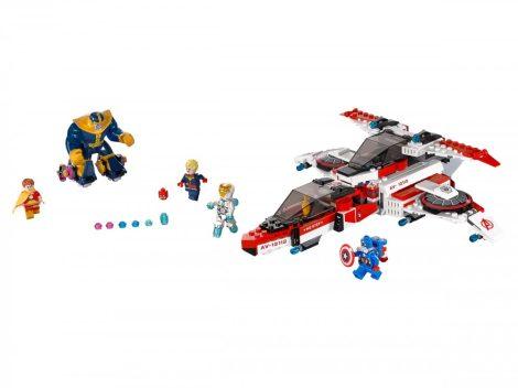 76049 LEGO® Marvel Super Heroes Avenjet űrkaland