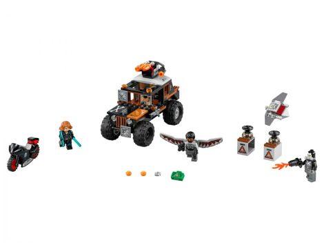 76050 LEGO® Marvel Super Heroes Halálfej veszélyes lopása