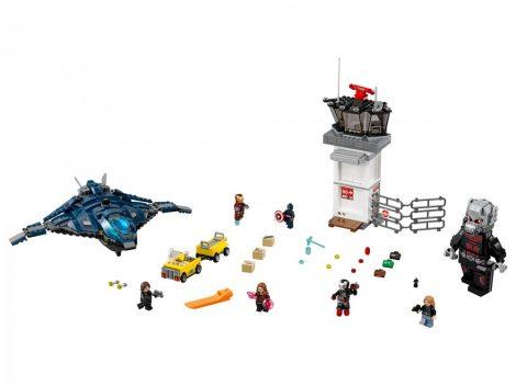 76051 LEGO® Super Heroes Szuperhős repülőtéri összecsapás