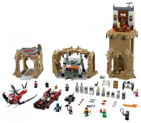 76052 LEGO® DC Comics™ Super Heroes Batman™ klasszikus TV sorozat – Denevérbarlang
