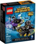 76061 LEGO® DC Comics™ Super Heroes Mini szuperhős szett: Batman™ vs. Macska