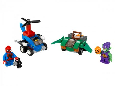 76064 LEGO® Marvel Super Heroes Mini szuperhős szett: Pókember vs. Zöld