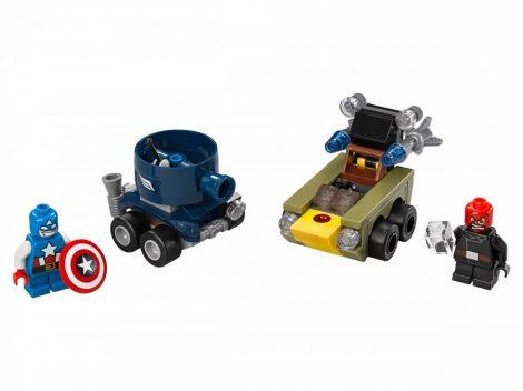 76065 LEGO® Super Heroes Mini szuperhős szett: Amerika Kapitány v