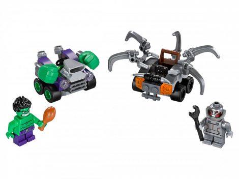 76066 LEGO® Super Heroes Mini szuperhős szett: Hulk vs. Ultron