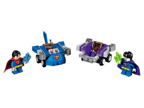 76068 LEGO® DC Comics™ Super Heroes Mighty Micros: Superman™ és Bizarro™ összecsapása