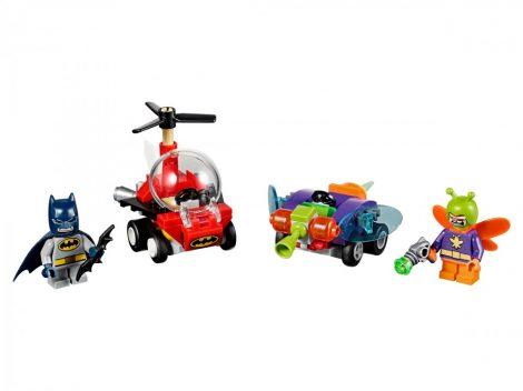 76069 LEGO® DC Comics™ Super Heroes Mighty Micros: Batman™ és Killer Moth™ összecsapása