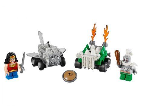 76070 LEGO® Super Heroes Mighty Micros: Wonder Woman™ és Doomsday™ összecsapása