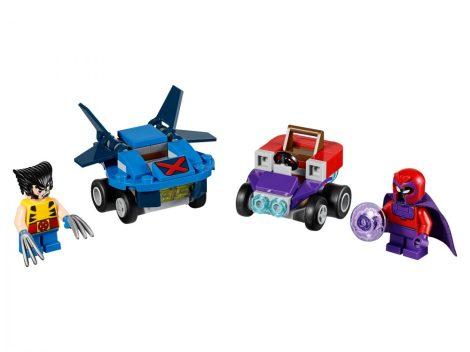 76073 LEGO® Super Heroes Mighty Micros: Rozsomák és Magneto összecsapása