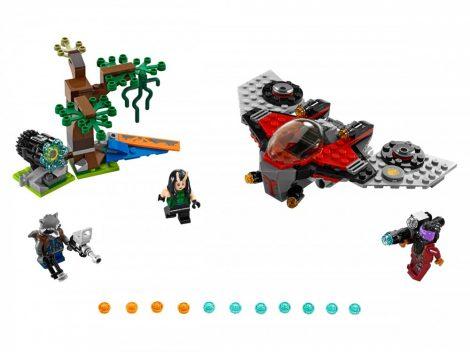 76079 LEGO® Super Heroes Ravager támadás