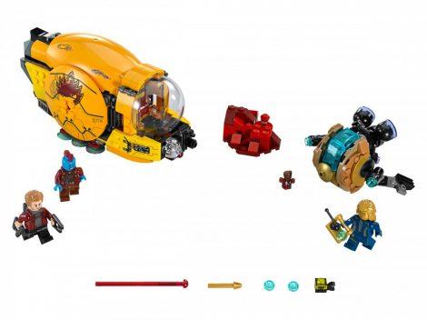 76080 LEGO® Super Heroes Ayesha bosszúja