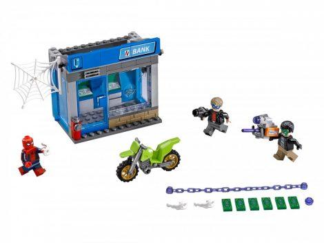 76082 LEGO® Super Heroes A pénzkiadó automata kirablása