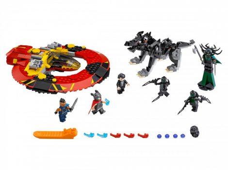 76084 LEGO® Super Heroes A végső ütközet Asgardért