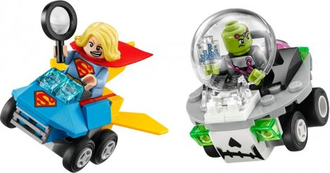 76094 LEGO® DC Comics™ Super Heroes Mighty Micros: Supergirl™ és Brainiac™ összecsapása