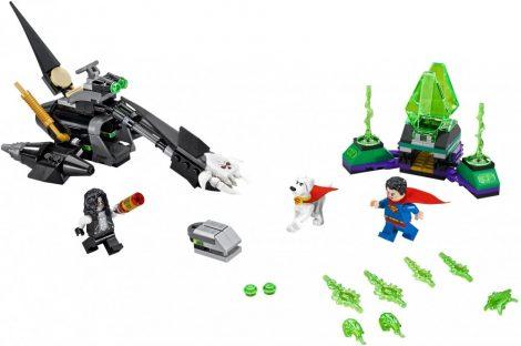 76096 LEGO® DC Comics™ Super Heroes Superman™ és Krypto™ szövetsége