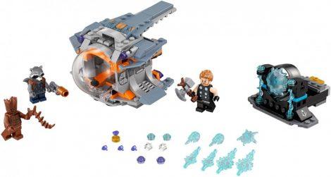 76102 LEGO® Marvel Super Heroes Thor fegyvert keres