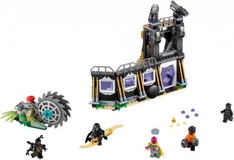 76103 LEGO® Marvel Super Heroes Corvus Glaive támadása
