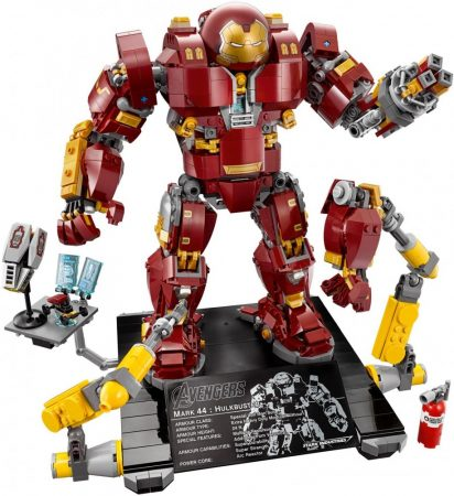 76105 LEGO® Marvel Super Heroes Hulkbuster: Ultron kiadás