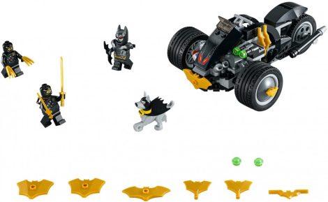 76110 LEGO® DC Comics™ Super Heroes Batman™: A Karmok támadása