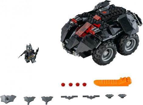 76112 LEGO® DC Super Heroes Applikációval irányítható Batmobil