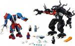 76115 LEGO® Marvel Super Heroes Pók robot vs Venom