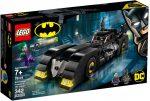 76119 LEGO® DC Comics™ Super Heroes Batmobile™: Joker™ üldözése