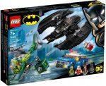 76120 LEGO® DC Comics™ Super Heroes Batman™ Denevérszárny és Rébusz rablása