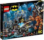 76122 LEGO® DC Super Heroes Agyagpofa támadása a Denevérbarlangban