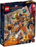 76128 LEGO® Marvel Super Heroes Olvasztár csatája