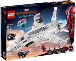 76130 LEGO® Marvel Super Heroes A Stark jet és a dróntámadás