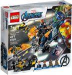 76143 LEGO® LEGO® Marvel Bosszúállók Teherautós üldözés