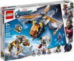 76144 LEGO® Marvel Super Heroes Bosszúállók Hulk helikopteres mentése