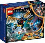 76145 LEGO® Marvel Super Heroes Az Örökkévalók légi támadása